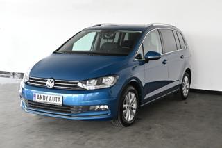 Volkswagen Touran 1.6 TDi 81 KW DSG HIGHLINE Záruka MPV