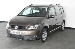 Volkswagen Touran 1.6 TDI DSG Auto.klima Záruka až 4 MPV