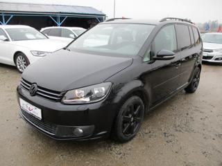 Volkswagen Touran 1,4TSi 103kw Highline euro5 MPV