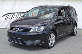 Volkswagen Touran 2,0 TDi HIGHLINE *XENON*WEBASTO*SENZORY* MPV nafta
