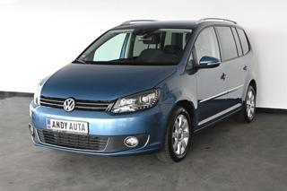 Volkswagen Touran 2.0 TDi 103 KW BI-XEN Záruka až 4 r MPV