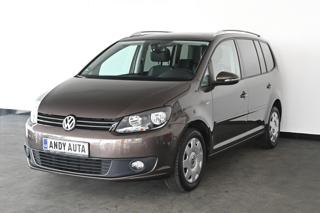 Volkswagen Touran 1.6 TDi 77 KW Tempomat Záruka až 4 MPV