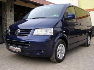 Volkswagen Transporter 2.5 TDI 128kW Comfortline MPV