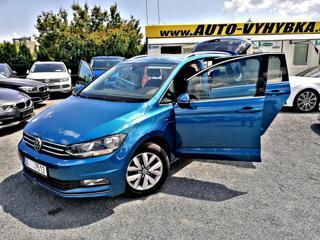Volkswagen Touran 2.0 TDi DSG,Highline ,107 000KM,ACC MPV