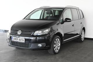 Volkswagen Touran 2.0 TDi 103 KW Match Záruka až 4 ro MPV