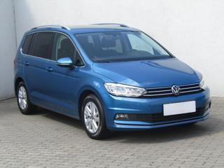 Volkswagen Touran 1.5TSi, 1.maj, ČR MPV benzin