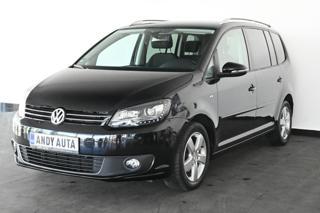 Volkswagen Touran 1.6 TDi ,,CUP,, Bi-Xen Záruka až 4 MPV