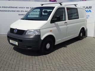 Volkswagen Transporter 1.9TDi 6 míst!!! minibus