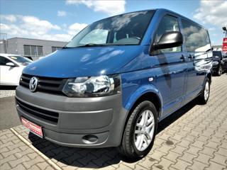 Volkswagen Transporter 2,0 TDi 103kW  * 6-MÍST* ČR* MPV nafta