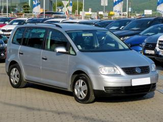 Volkswagen Touran 1.9 TDI 66kW MPV nafta