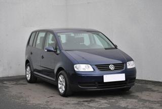 Volkswagen Touran 1.9 TDi, Serv.kniha, ČR MPV nafta