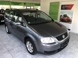 Volkswagen Touran 1.9TDi 77kW 7 MÍST MPV