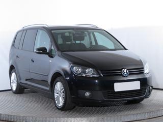 Volkswagen Touran 2.0 TDI 103kW MPV nafta