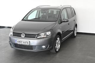Volkswagen Touran 1.6 TDI 7 Míst Panorama Záruka až 4 MPV