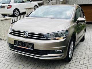 Volkswagen Touran 2.0 TDi Highline MPV nafta