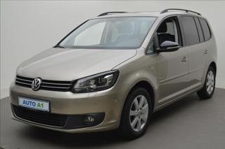 Volkswagen Touran 2,0 TDi 103kW MATCH LED 7-MÍST MPV nafta