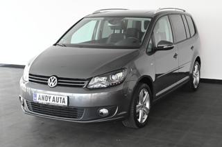 Volkswagen Touran 2.0 TDI DSG 7 MÍST LIFE Záruka až 4 MPV