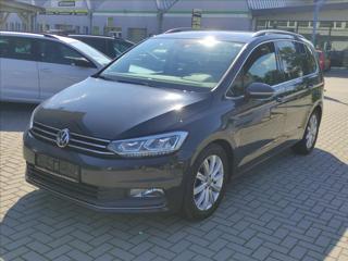 Volkswagen Touran 2,0 TDi DSG 140Kw *WEBASTO*VYHŘ.SEDAČKY* MPV nafta