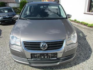 Volkswagen Touran 1.4 TSI Serviska MPV