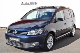 Volkswagen Touran 2,0 TDi  Style 7-Míst Assist PDC MPV nafta