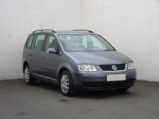 Volkswagen Touran 1.9TDi, 1.maj MPV nafta