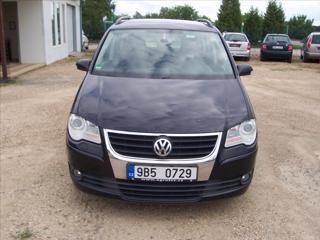 Volkswagen Touran 2,0 TDi klima CEBIA MPV nafta