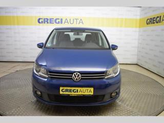 Volkswagen Touran 1,2TSi PERFEKTNÍ STAV MPV benzin