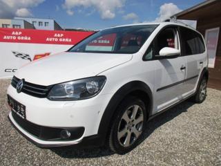 Volkswagen Touran 2.0 TDi MPV nafta