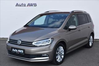 Volkswagen Touran 2,0 TDi  Highline LED Navi ACC Assist MPV nafta