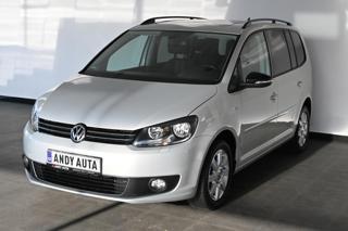 Volkswagen Touran 2.0 TDI 103 kW 7 Míst MATCH Záruka MPV