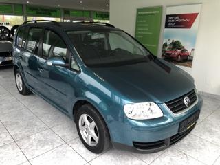 Volkswagen Touran 1.9TDi 74kW MPV