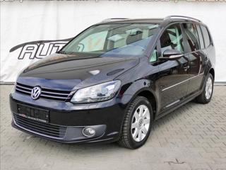 Volkswagen Touran 2,0 TDi HIGHLINE *XENON*NAVI*WEBASTO* MPV nafta