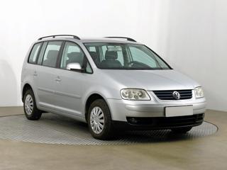 Volkswagen Touran 1.9 TDI 74kW MPV nafta