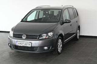 Volkswagen Touran 2.0 TDI 103 kW 7 Míst LIFE Záruka MPV