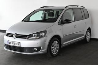 Volkswagen Touran 1.6 TDI 77 KW DSG MATCH Záruka až 4 MPV