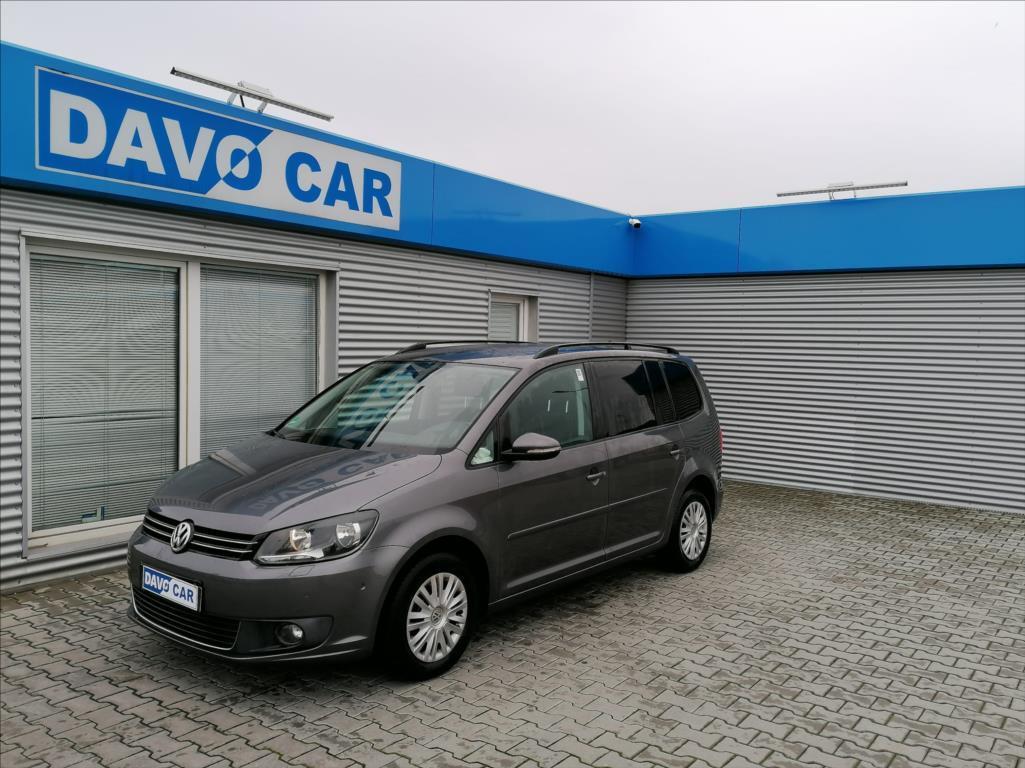 Volkswagen Touran 1,2 TSI Comfort Serv.kniha MPV benzin