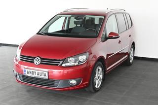 Volkswagen Touran 2.0 TDI 103 kW HIGHLINE Záruka až 4 MPV