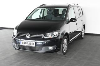 Volkswagen Touran 1.6 TDI 77 kW NAVI Záruka až 4 roky MPV