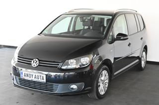 Volkswagen Touran 2.0 TDI 103 kW LIFE Záruka až 4 rok MPV