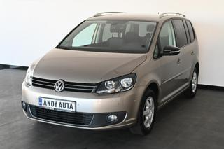 Volkswagen Touran 1.6 TDi 77kw Style ZÁRUKA MPV