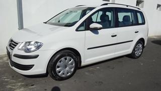 Volkswagen Touran 1.4 TSi DSG MPV