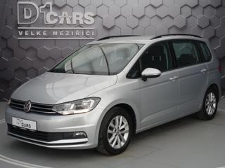 Volkswagen Touran 2.0 TDi Comfortline DSG ACC Temp. MPV