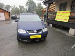 Volkswagen Touran 1.9 TDI Trendline MPV