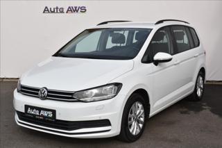Volkswagen Touran 1,6 TDi  DSG Comfortline ACC Navi PDC MPV nafta