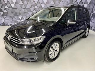Volkswagen Touran 1,6 TDI COMFORTLINE,NAVIGACE,N MPV nafta