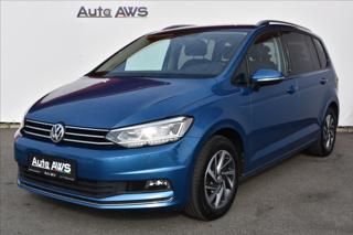 Volkswagen Touran 2,0 TDi  Sound 7-Míst LED Navi Assist MPV nafta