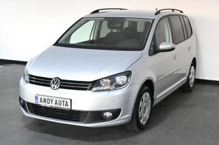 Volkswagen Touran 1.6 TDI 77 kW Navigace Záruka až 4 MPV