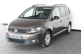 Volkswagen Touran 1.6 TDI 77 kW 7 Míst MATCH Záruka MPV