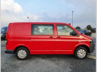 Volkswagen Transporter 2.0TDi 4x4 6mist 131000km minibus nafta