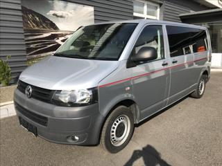 Volkswagen Transporter 2,0   4X4, TAŽNÉ, SEVISKA minibus nafta